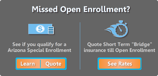 miss Arizona open enrollment for Obamacare